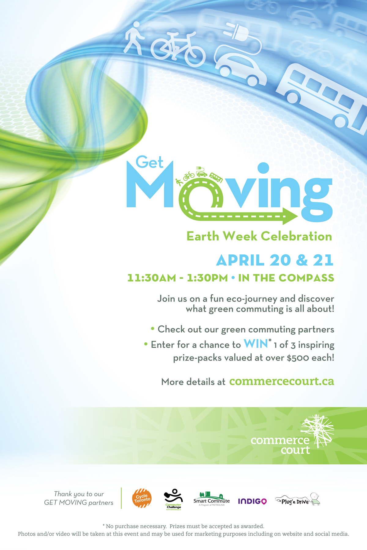 Earth Week 2016 Poster