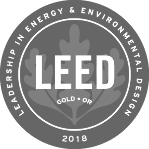LEED Gold 2018 Icon